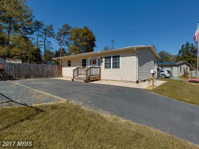 Owings Mills Single Family Home For Sale: 106 Pinemere Road