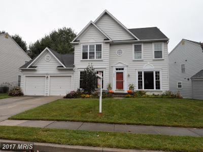 Owings Mills Single Family Home For Sale: 9507 Meadows Farms Drive