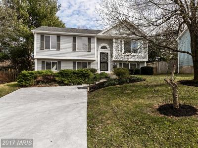 Owings Mills Single Family Home For Sale: 7 Belladonna Court