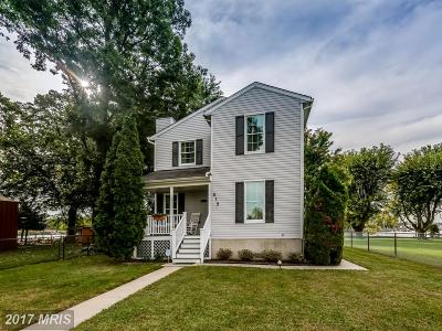 Baltimore Single Family Home For Sale: 819 Woodrow Avenue
