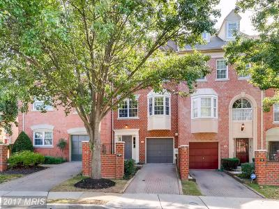 Owings Mills Single Family Home For Sale: 18 Championship Court #6G9
