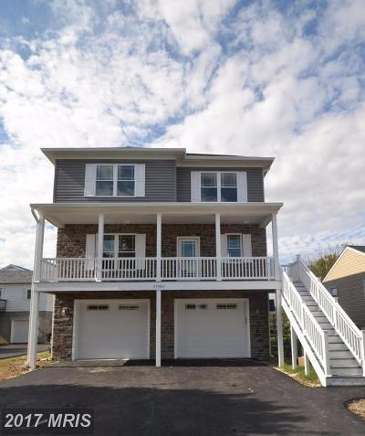 Baltimore Single Family Home For Sale: 3108 River Drive Road