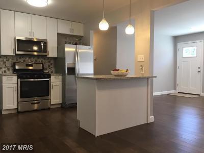 Randallstown Single Family Home For Sale: 8406 Church Lane