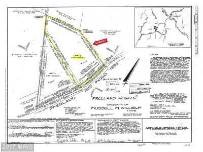 Baltimore Residential Lots & Land For Sale: 1424 Freeland Road