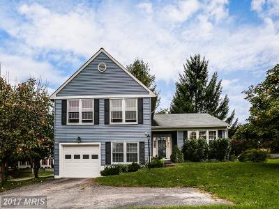 Lutherville Timonium Single Family Home For Sale: 8812 Valleyfield Road