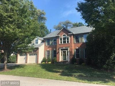 Catonsville Single Family Home For Sale: 1108 Vineyard Hill Road