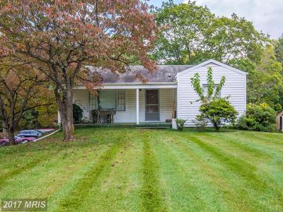 Single Family Home For Sale: 12509 Belair Road