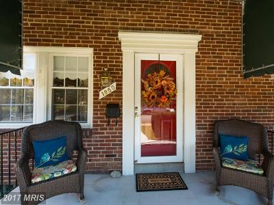 Towson Townhouse For Sale: 1850 Loch Shiel Road