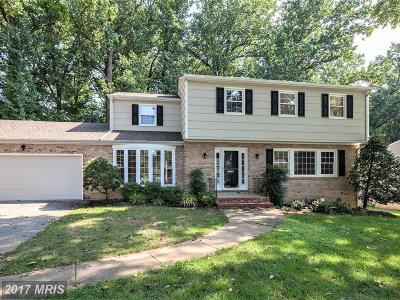 Lutherville Timonium Single Family Home For Sale: 2209 Forest Ridge Road