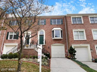 Lutherville Timonium Townhouse For Sale: 509 Kinsale Road