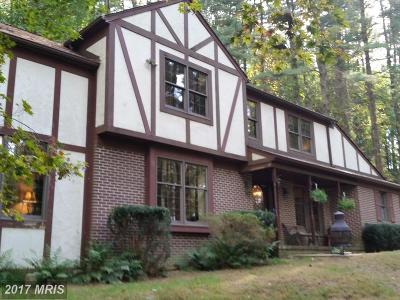 Baltimore Single Family Home For Sale: 14221 Phoenix Road