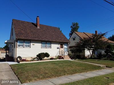 Randallstown Single Family Home For Sale: 10 Cassandra Court