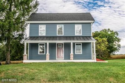 Baltimore Single Family Home For Sale: 3326 Mount Carmel Road