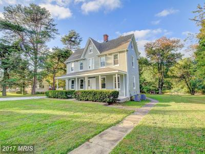Owings Mills Single Family Home For Sale: 120 Pleasant Hill Road