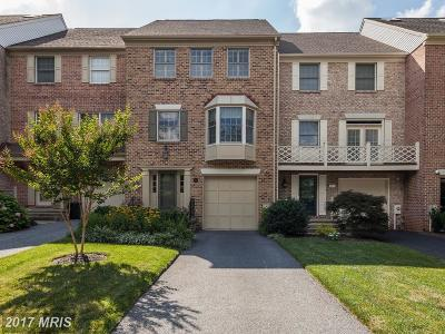 Lutherville Timonium Townhouse For Sale: 204 Castletown Road