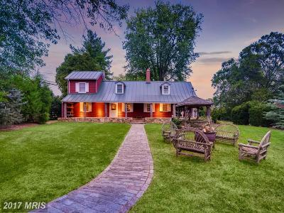 Baltimore Single Family Home For Sale: 16201 Markoe Road