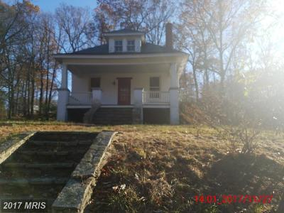 Baltimore Single Family Home For Sale: 325 Bentley Road