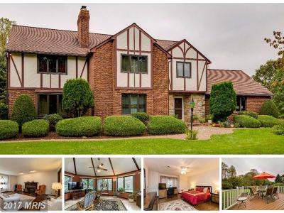 Baltimore Single Family Home For Sale: 1006 Old Barn Road