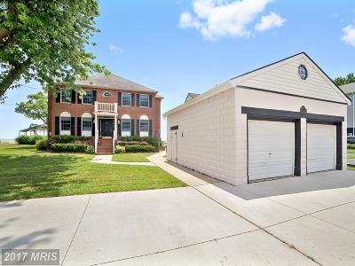 Baltimore Single Family Home For Sale: 9007 Chesapeake Avenue
