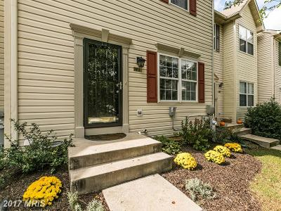 Baltimore Townhouse For Sale: 5334 King Arthur Circle