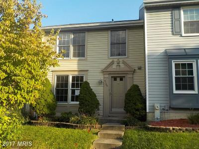 Southfield At Whitemarsh, Southfld At Whitemarsh Townhouse For Sale: 4106 Southfield Drive