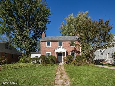 Towson Single Family Home For Sale: 109 Yorkleigh Road