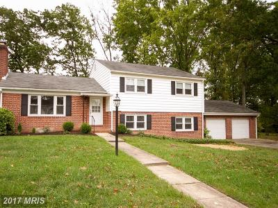 Lutherville Timonium Single Family Home For Sale: 125 Margate Road