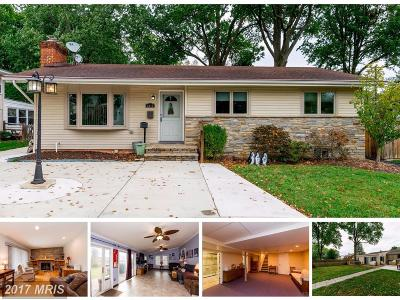 Baltimore Single Family Home For Sale: 8413 Old Harford Road