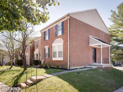 Baltimore Townhouse For Sale: 98 Courtland Woods Circle
