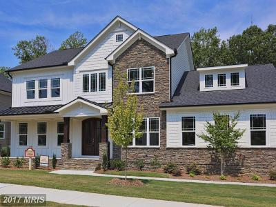 Baltimore Single Family Home For Sale: 17216 Wesley Chapel Road