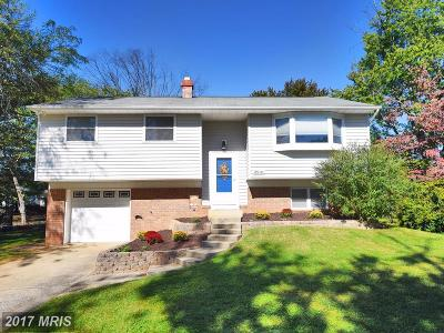 Randallstown Single Family Home For Sale: 3918 Susanna Road