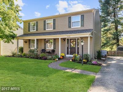 Cockeysville Single Family Home For Sale: 1025 Trickling Brook Road