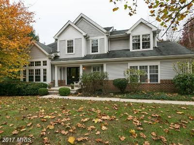 Owings Mills MD Single Family Home For Sale: $469,000