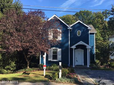 Baltimore Single Family Home For Sale: 125 Maple Avenue