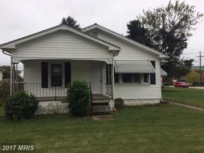 Baltimore Single Family Home For Sale: 603 Dorsey Avenue
