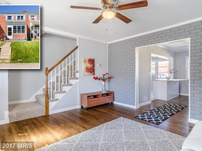 Baltimore Condo For Sale: 7810 Charlesmont Road