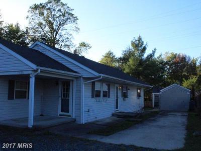 Baltimore Single Family Home For Sale: 13126 Sylvan Avenue