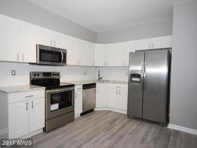 Baltimore Single Family Home For Sale: 606 Severn Avenue