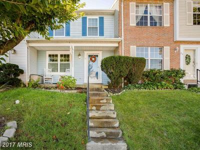 Baltimore Townhouse For Sale: 25 Hardwood Drive