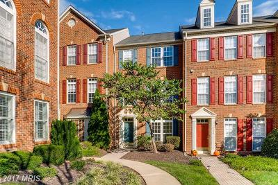 Perry Hall Townhouse For Sale: 5136 Key View Way