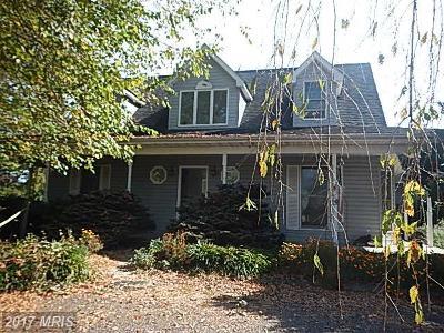Baltimore Single Family Home For Sale: 14821 Hanover Pike