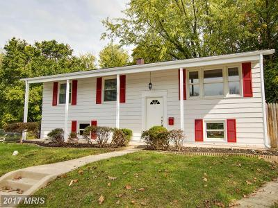 Baltimore Single Family Home For Sale: 2402 Windsor Road