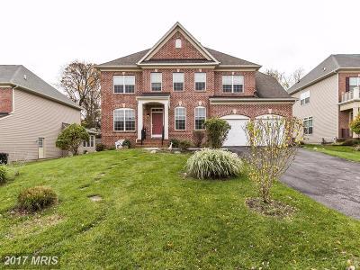 Baltimore Single Family Home For Sale: 6907 Granite Ridge Court