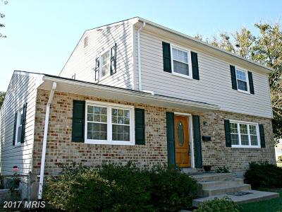 Reisterstown Single Family Home For Sale: 11734 Terry Town Drive