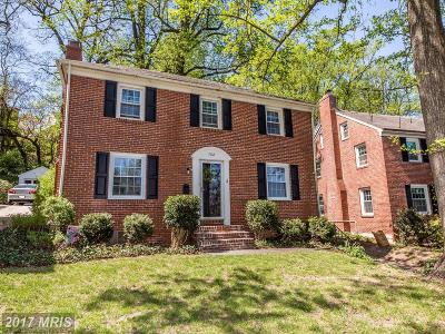 Towson Single Family Home For Sale: 708 Morningside Drive