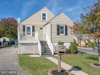 Baltimore Single Family Home For Sale: 8920 Avondale Road