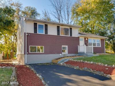 Randallstown Single Family Home For Sale: 5001 Old Court Road