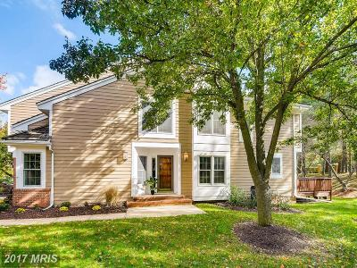Baltimore Townhouse For Sale: 149 River Oaks Circle