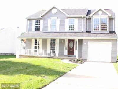 Randallstown Single Family Home For Sale: 3707 Marriottsville Road