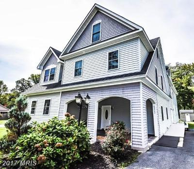 Baltimore Single Family Home For Sale: 6805 University Drive